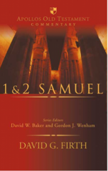 1 & 2 Samuel, copy-edited by Eldo Barkhuizen