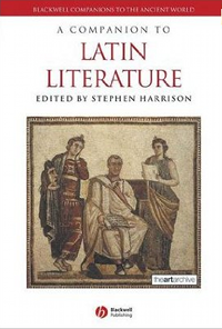 Latin Literature, copy-edited by Eldo Barkhuizen