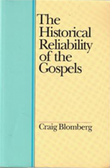 The Historical Reliability of the Gospels, copy-edited by Eldo Barkhuizen