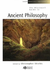 Ancient Philosophy, copy-edited by Eldo Barkhuizen