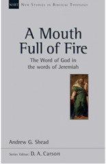 A Mouth Full of Fire, copy-edited by Eldo Barkuizen