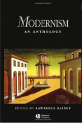 Modernism, part copy-edited by Eldo Barkhuizen