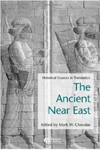 The Ancient Near East, copy-edited by Eldo Barkhuizen