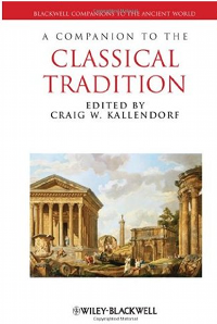 The Classical Tradition, copy-edited by Eldo Barkhuizen