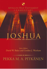 Joshua Commentary, copy-edited by Eldo Barkhuizen
